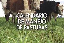 Calendario de Manejo de Pasturas